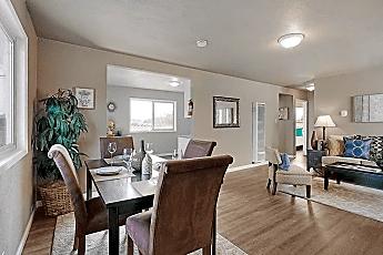 Dining Room, 1332 Emeric Avenue, Unit 1332 Emeric Ave, 2