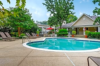 Pool, Springwoods at Lake Ridge Apartment Homes, 1
