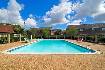 Pool, Oak Hollow Townhomes, 0