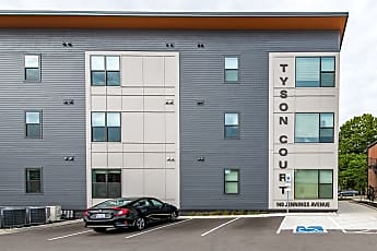 Building, Tyson Court, 0