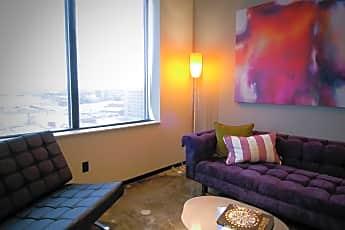 Living Room, 300 South St. Paul, 1