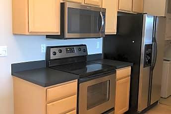 Kitchen, SOHO Lofts, 1