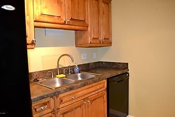 Kitchen, 1600 Big Tree Rd G5, 1
