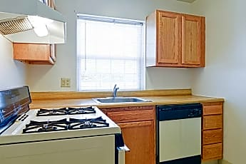 Kitchen, St. Lawrence Apartments, 0