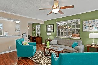 Living Room, 404 Andrews Ave, 0
