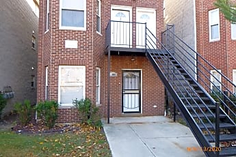 Building, 1409 E 71st Pl Unit 3, 0