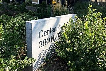 Centennial Apartments, 1