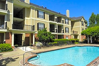 Pool, South Bluffs Apartments, 0