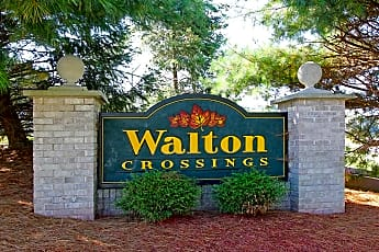 Community Signage, Walton Crossings, 0