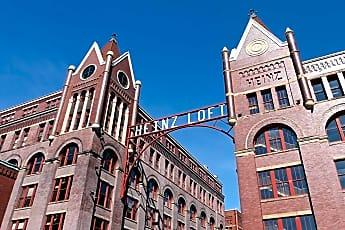 Building, Heinz Lofts, 0