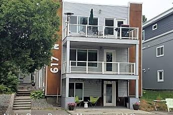 Building, 617 N St, 0