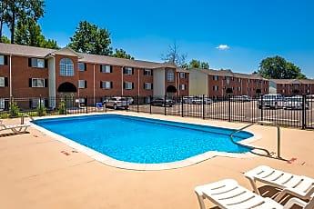 Pool, 832 Park Entrance Pl, 0