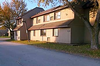 Building, Bay Valley Harbor Apartments, 0