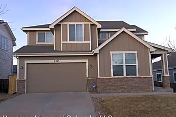 Building, 2463 Vale Way, 0