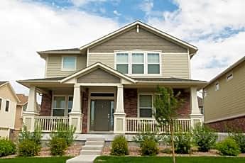 Building, Homestead Hills, Thornton, 0