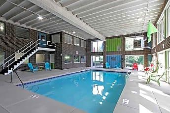 Recreation Area, Ridgewood House Apartments, 0