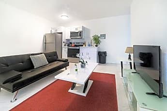 Living Room, 903 80th Street, 0