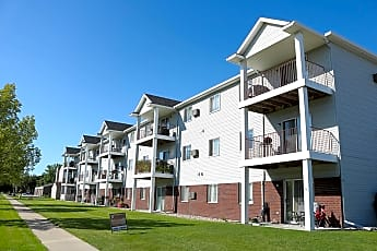 Building, Royal Oaks Apartments, 0