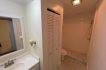 Bathroom, 120 E Jones St, 1