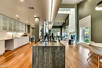 Fitness Weight Room, Pacifica Apartments, 1