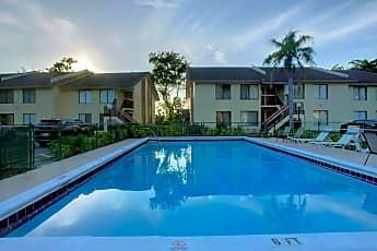 Pool, 2576 Riverside Dr # 415, 2