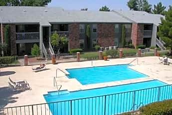 Pool, Whispering Pines, 2