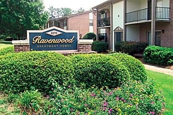 Community Signage, Ravenwood Hills, 1