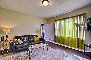 Living Room, 1015 Olive St, 0