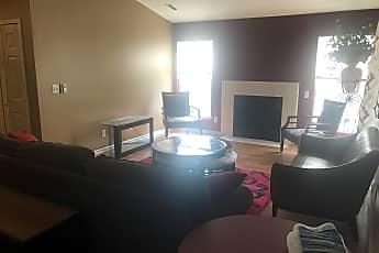 Living Room, 4235 Berkshire Dr, 0