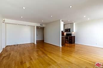 Living Room, 1134 Alta Loma Rd 216, 1