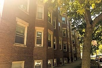 Building, 2327 W 35th Pl G, 0