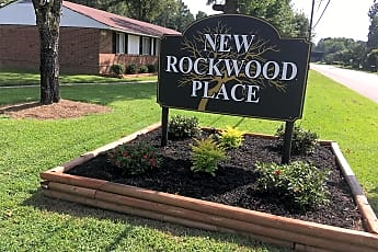 Community Signage, New Rockwood Place Apartments, 0