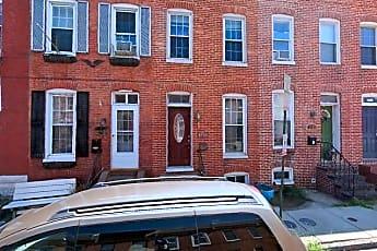 Building, 1739 Clarkson St, 0