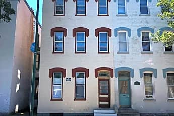 Building, 115 E Franklin St, 0