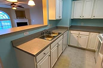 Kitchen, 3487 Forestdale Drive Unit 2D, 2