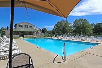 Pool, Hunters Lake Apartments & Townhomes, 0