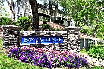 Community Signage, Bay Village Apartments, 2