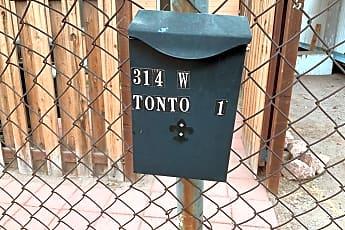 Community Signage, 314 W Tonto St, 0