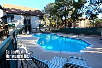 Pool, 470 Elm Dr. Unit #101, 2