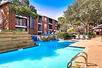 Pool, Pacifica Apartments, 0