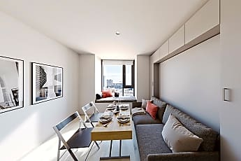 Dining Room, Nest, 1