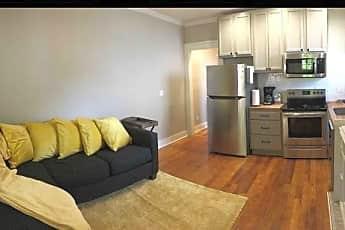 Living Room, 433 Goldthwaite St, 0