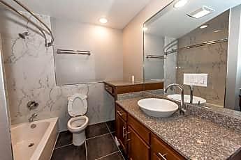 Bathroom, 4019 Vance Jackson, 1