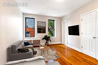 Living Room, 515 W 168th St 2-I, 0