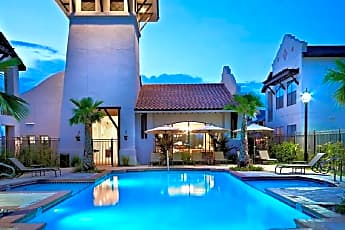 Pool, Las Mansiones, 0