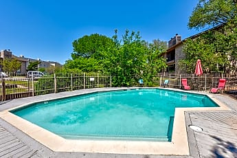 Pool, Cedar Creek Condominiums, 0