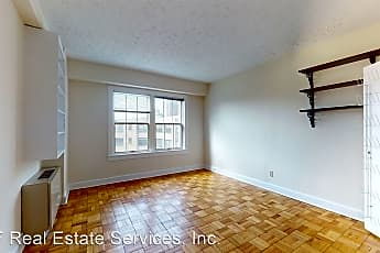 Living Room, 3901 Cathedral Avenue NW Unit 602, 2