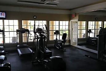 Fitness Weight Room, 1031 S. Hiawassee Road, #2515, 2