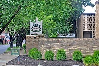 Community Signage, Highlander Properties, 0