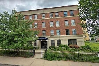 Building, 9 Hedden Terrace, 0